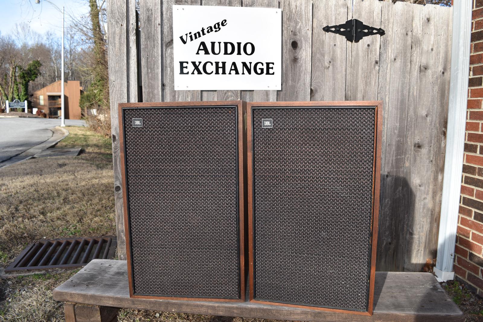 JBL Speakers Model: S-99 Lansing