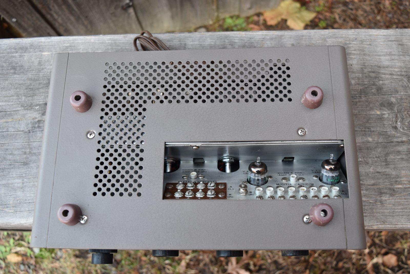 Knight Stereo Tube Integrated Amp - Model: KA-25