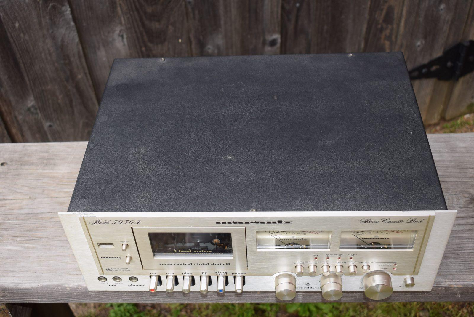 Marantz Cassette Deck - Model: 5030B