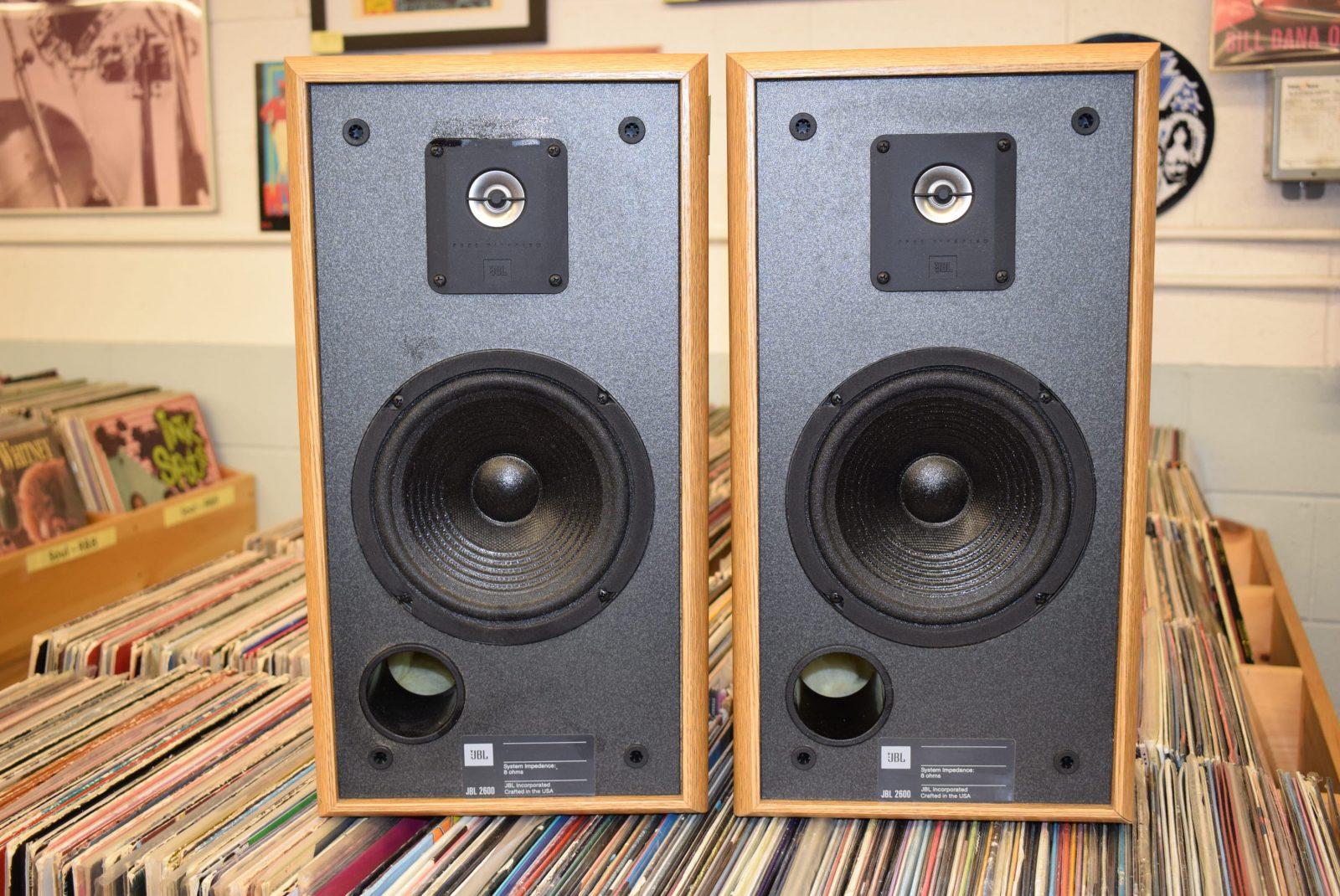 JBL Speakers - Model: 2600